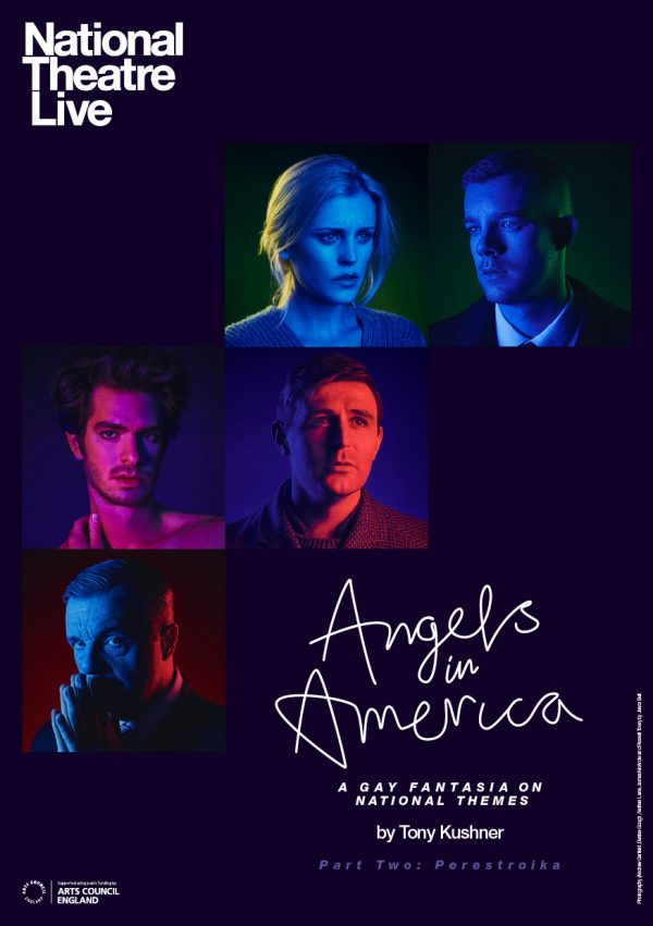 NT Live: Angels in America Part Two: Perestroika